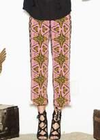 Figue Goa Pant In Gypsy Batik Lotus Pink
