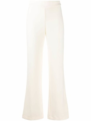 Johanna Ortiz Palpitating high-rise flared trousers