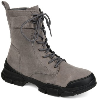 Journee Collection Gretta Women's Combat Boots