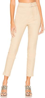 L'Academie Sophia Skinny Pants
