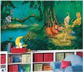 Disney Lion King Chair Rail Prepasted 10.5-Foot x 6-Foot Mural