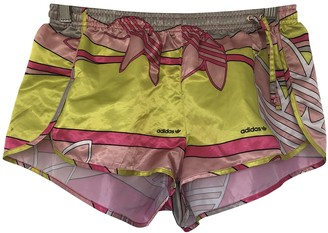 adidas Pink Shorts for Women