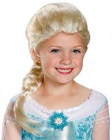 Disguise Frozen Elsa Wig - Girls