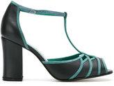 Sarah Chofakian - leather pumps - women - Goat Skin - 33