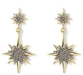 Vince Camuto Star Drop Earrings