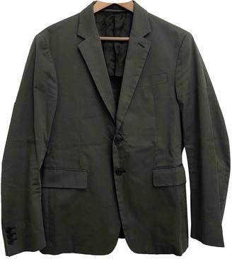 Prada Green Cotton Jackets