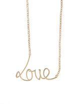 Pull&Bear Love Necklace