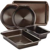 Circulon Symmetry Nonstick Chocolate 5-Pc. Bakeware Set
