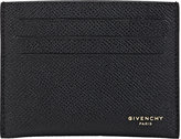Givenchy Men's Eros Card Case-BLACK