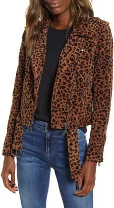 Blank NYC BLANKNYC Jungle Cat Corduroy Moto Jacket