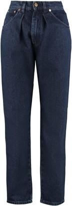 Alberta Ferretti High-rise Jeans
