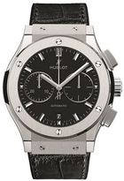 Hublot Classic Fusion 45mm Chronograph Titanium Watch