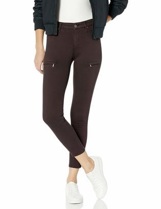 Mavi Jeans Women's Karlina Mid Rise Super Skinny Twill