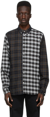 Norse Projects Multicolor Flannel Check Osvarld Shirt