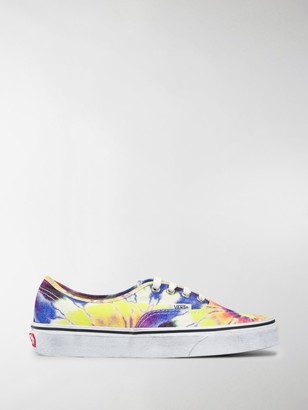 Vans Tie-Dye Lace-Up Sneakers