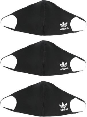 adidas Logo Detail Face Mask