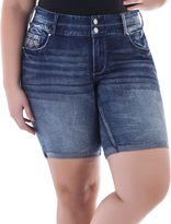 Denim Shorts Pockets Showing - ShopStyle