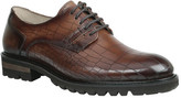 GBX Men's Brenner Plain Toe Derby