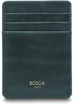 Thumbnail for your product : Bosca Aged Leather Front Pocket Money Clip Wallet