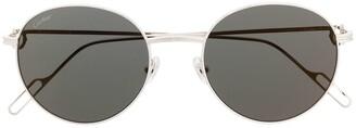 Cartier Round-Frame Sunglasses