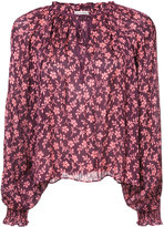 Ulla Johnson floral boho blouse - women - Silk/Cotton - 2