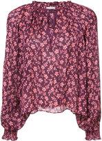 Ulla Johnson floral boho blouse