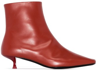 BY FAR Laura 50 ankle boots