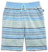 Splendid Boys' Striped French Terry Shorts - Little Kid, Big Kid