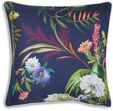 "Yves Delorme Bouquets Decorative Pillow, 17"" x 17"""