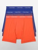Calvin Klein Cotton Stretch 3-Pack Boxer Brief