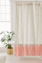 Urban Outfitters Emma Eyelet Shower Curtain