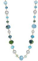 Carolee Mix Beaded Necklace