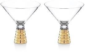 Michael Wainwright Truro Martini Glasses Set of 2
