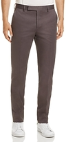 Paul Smith Solid Slim Fit Chinos