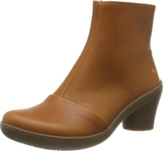 Art Women's 1442 Grass Alfama Ankle Boots