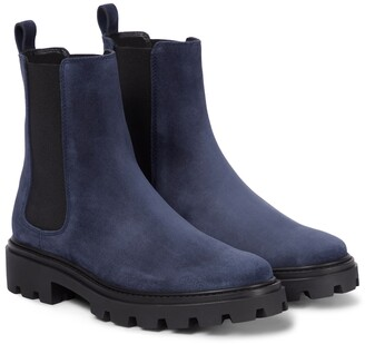 Tod's Exclusive to Mytheresa a Suede Chelsea boots