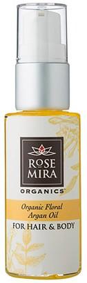 Rosemira Organics Organic Floral - Argan Hair & Body Oil