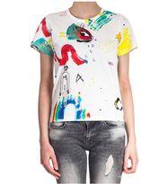 Marc Jacobs Collage Print Tshirt