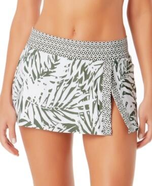 Anne Cole Palm Breeze Swim Skirt Women's Swimsuit