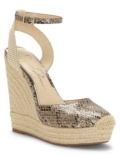 Jessica Simpson Zestah Wedge Sandals Women's Shoes