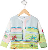 Catimini Girls' Cardigan Set