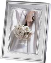 "Wedgwood Grosgrain Photo Frame (4"" x 6""), Silver"