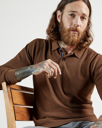 Ted Baker BATHA Knitted polo