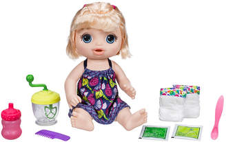 Hasbro Baby Alive Sweet Spoonfuls Blonde Baby Doll Girl