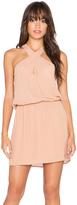 Krisa Cross Front Dress