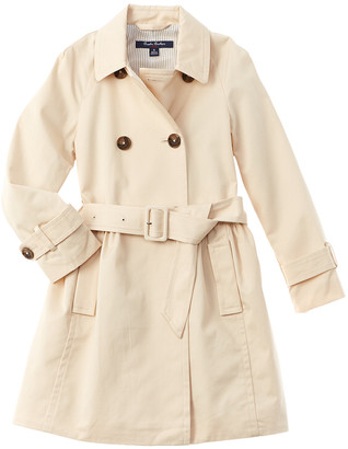 Brooks Brothers Belted Peacoat