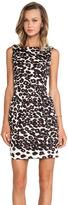 Nanette Lepore Amazon Print Cheetah Dress