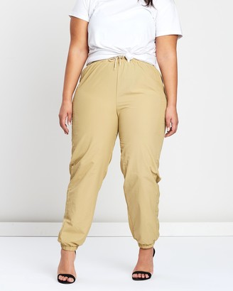 Missguided Curve Cuffed Jogger Pants