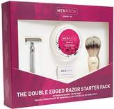 Mens Rock Double Edged Razor Started Pack
