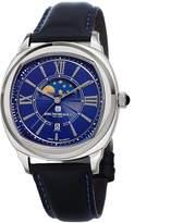 Bruno Magli Men's Amadeo 1042 Swiss Quartz Italian Leather Strap Watch